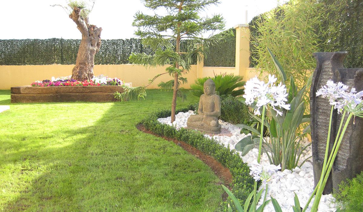 Jardiner a alonso for Arboles florales para jardin